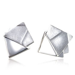 Lapponia oorbellen origami 672084
