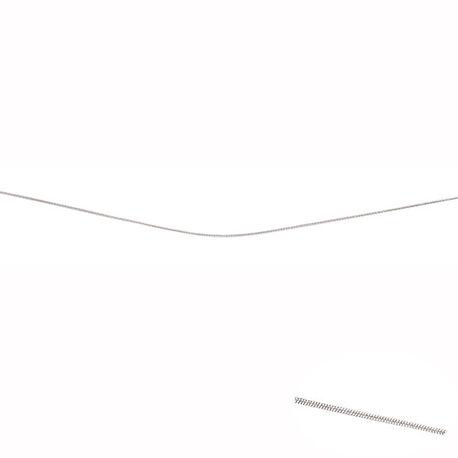zilver slangencollier 61 cm Elements