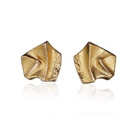 Lapponia gouden oorbellen Paio 132036