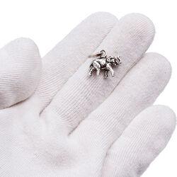 Zilveren bedeltje olifant van Raspini