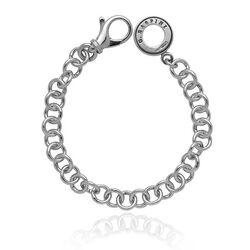 zilveren armband voor bedels Raspini