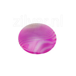 MY iMenso 24mm Roze Agaat edelsteen 240935