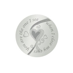 Zilveren Munt Gravure 330298