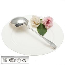 Zilver aardappellepel model Prinses 1069