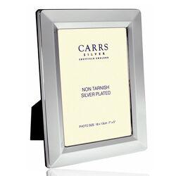 Carrs Fotolijst Verzilverd Glad Montuur 18x 13 Cm