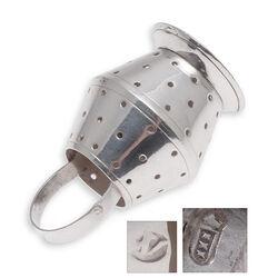 zilver miniatuur viskorf