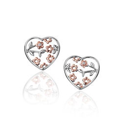 Hot Diamonds oorstekers Shades of Spring