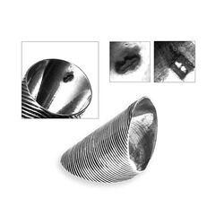 Zilveren naairing