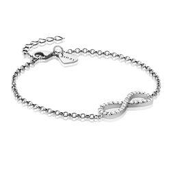 Zinzi armbandje Infinity zirkonia Zia1065