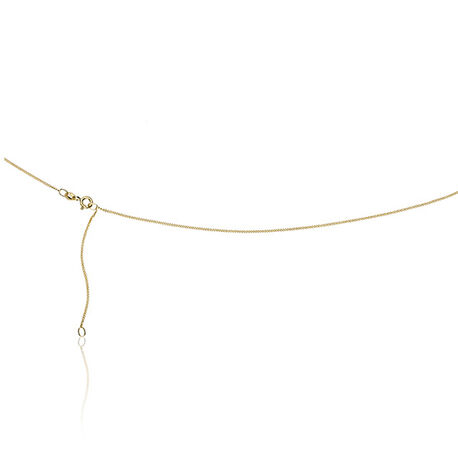 Gouden ketting Elements Gold