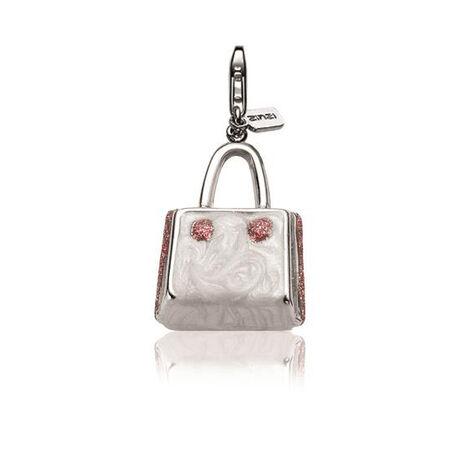 Zilveren handtas zinzi charms56