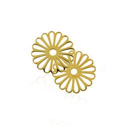 Vergulde bloem insignia MY iMenso 33-0652