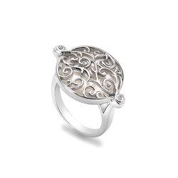 Hot Diamonds ring Wild Roses diamantjes Dr108