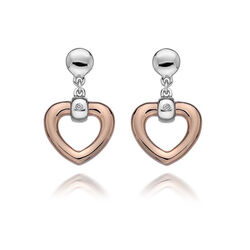 Hot Diamonds oorbellen Just Add Love De369