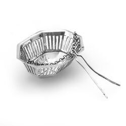 Antiek zilveren tuitzeefje