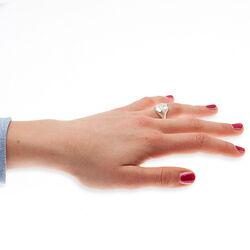 Zilveren ring Adelie Lapponia 650757