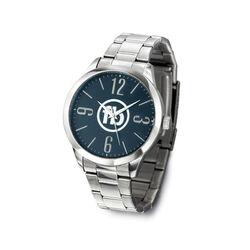 Stoer stalen horloge Fred Bennett