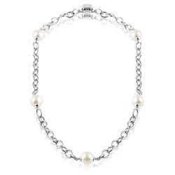 Zinzi collier 5 crystal parels Zic280-45