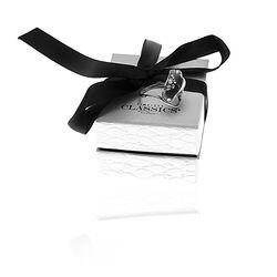 Zilveren ring bloem GL Timeless Classics