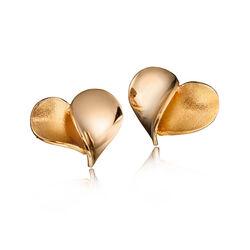 Lapponia gouden oorstekers My Sunshine 132877