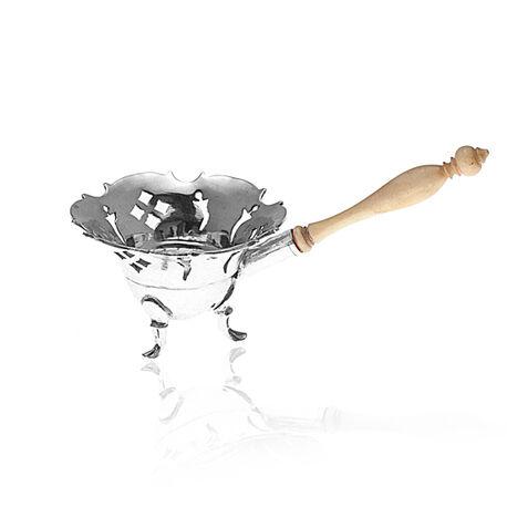 miniatuur komfoor zilver