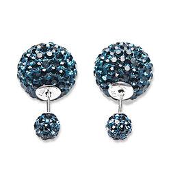 Karma Double Dots Montana Blauw Crystal