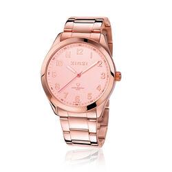 ZIW202 Rosé horloge roze wijzerplaat Zinzi My Love