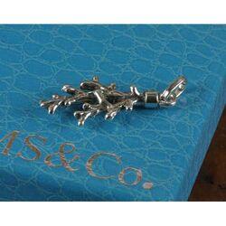 Zilveren charms koraal van Raspini