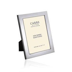 Verzilverde fotolijst 20 X 15 Cm Carrs