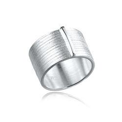 Zilveren ring Nile van Lapponia 650872