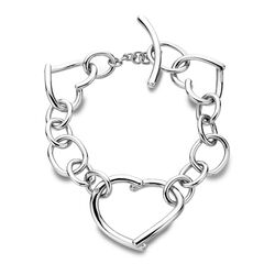 Hot Diamonds Armband Harten Just Add Love Dl130