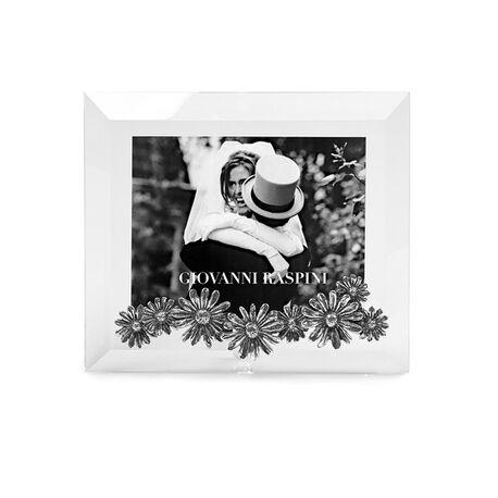 Fotolijst met zilver margrietjes Raspini