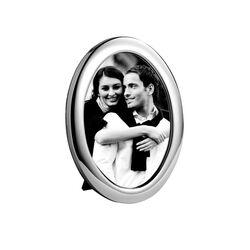 Carrs Ovaal Zilveren Fotolijst Po2