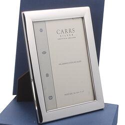 zilveren fotolijst 13x18 van Carrs wp4