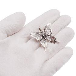 Zilveren hanger vlinder van Raspini