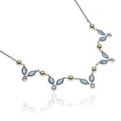 Zinzi Sale Collier Met Swarovski Crystals