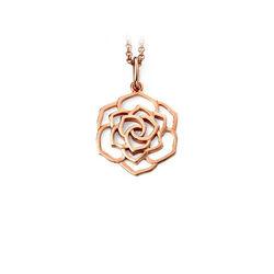 Rosé hangertje roos Elements