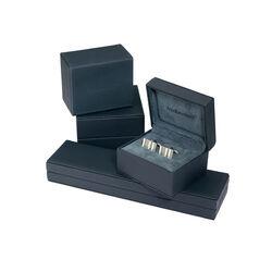 Fred Bennett manchetknopen staal met zwart goud pvd V502