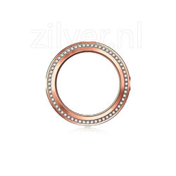 MY iMenso Verguld Horloge Rand Zirkonia 123-23
