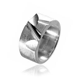 Zilveren ring Quasar Sormus van Lapponia