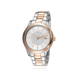 Esprit horloge staal bicolor Julia Two-tone