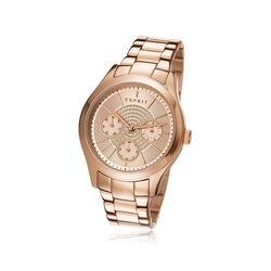 Rosé dameshorloge Esprit Julia ES107802005