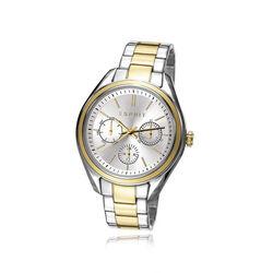 Verguld stalen horloge Esprit Ivonne