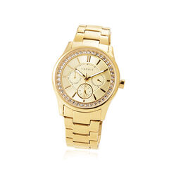 Verguld stalen horloge Esprit Starlite ES105442008