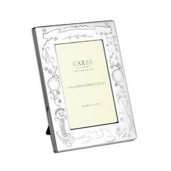 Carrs Zilveren Geboortefotolijst Cr2