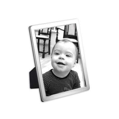 Zilveren fotolijst glad strak zilver montuur Carrs nprf3