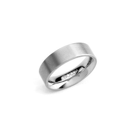 Titanium Ring Boccia Gematteerd 0101-01