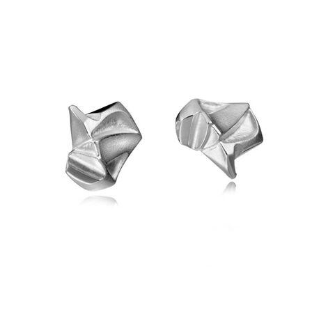 Zilver oorbellen Nastassia Lapponia 672036
