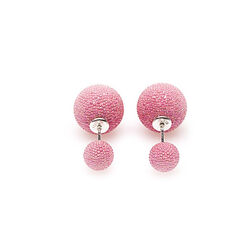 Double Dots Roze Mini Spikes