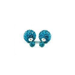 Karma Double Dots Turquoise